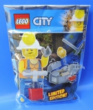 LEGO® City Limited Edition 951806 / Bergmann mit Sprengsatz / Polybag