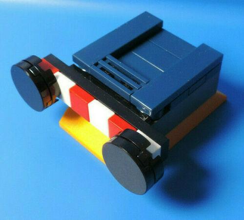 60197,60198, LEGO® Eisenbahn Nr.9  Prellbock  2 Stück 60052,60098