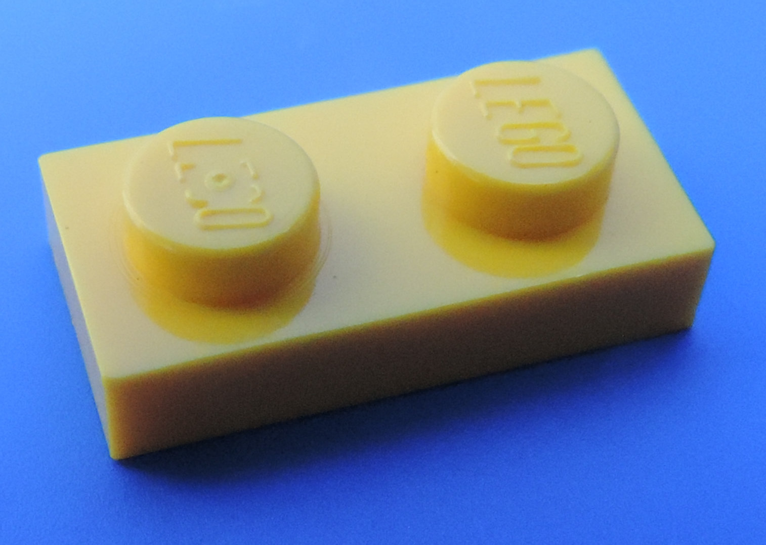 LEGO®  Nr 302324 Platte 1x2 gelb 20 Stück